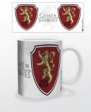 Game of Thrones Lannister Sigil Boxed Mug