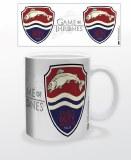 Game of Thrones Tully Sigil Boxed Mug