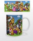 Super Mario Characters 11 oz Mug