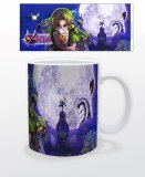 Legend of Zelda Majora Mask Moon 11 oz Mug