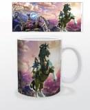Legend of Zelda Breath of the Wild Guardian Chase Mug