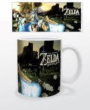 Legend of Zelda Breath of the Wild Unleash 11 oz Mug