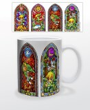 Legend of Zelda Stained Glass 11oz Mug