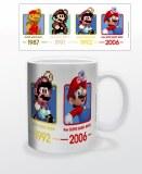 Super Mario Dates 11oz Mug