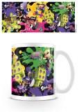 Splaton 2 Splat Attack 11 oz Mug