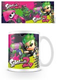 Splaton 2 Squid Shot 11 oz Mug