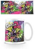 Splatton 2 Team Splatoon 11 oz Mug