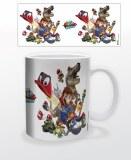 Super Mario Odyssey Cap Montage 11oz Mug