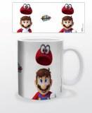 Mario Odyssey Cap Pop 15 oz Mug