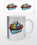 Mario Odyssey Logo 11oz Boxed Mug