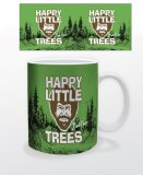 Bob Ross Happy Little Trees 11 oz Mug