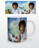Bob Ross Mountains 11 oz Mug