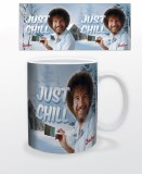 Bob Ross Just Chill 11 oz Mug