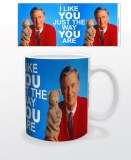 Mister Rogers I Like You 11 oz Mug