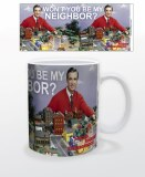Mister Rogers Wont You Be My Neighbor 11 oz Mug