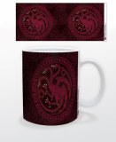 Game of Thrones Targaryen Fire & Blood Mug