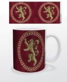 Game of Thrones Lannister Flag Mug