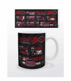 Fight Club Rules 11 oz Mug