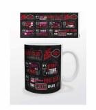 Fight Club Rules 11 oz Mug