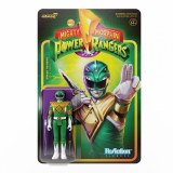 Mighty Morphin Power Rangers ReAction Green Ranger Action Figure