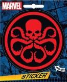 Marvel Hydra Logo Sticker