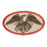 Night Watch Beer Eagle Patch