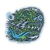 Night Watch Rabid Yeti Sticker