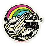 Night Watch Rainbow Wizard Sticker