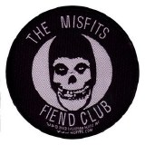 Misfits Fiend Club Patch