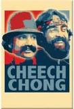 Cheech and Chong Retro Patch