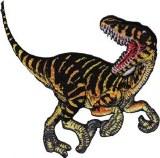 DSX Striper Velociraptor Patch