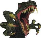 DSX Dinosaurs Trex CU Patch
