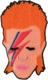 Bowie Face Patch