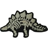 Stegosaurus Skeleton Patch