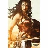 Wonder Woman Movie Sword Poster