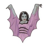 Munsters Lily Munster Patch