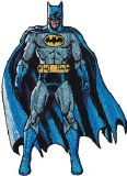DC Batman Standing Patch