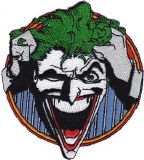 Joker Laughing Patch