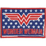 DC Comics Wonder Woman Stars & StripesPatch