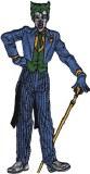 Joker Standing Patch