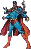 DC Comics Superman in Chains Patch