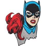 DC Batgirl Patch