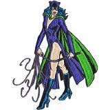 DC Catwoman Patch