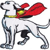 DC Comics Originals Krypto Patch