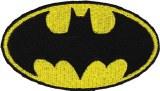 Batman Logo Patch