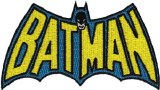 Batman Cape Logo Patch