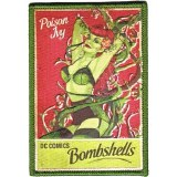 DC Comics Bombshell Poison Ivy Patch