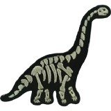Brachiosaurus Skeleton Patch