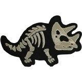 Triceratops Skeleton Patch