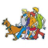 Scooby Doo The Gang Patch